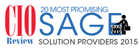 Top 20 Sage Solution Providers - 2015